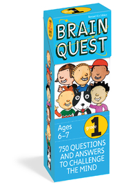 Workman Publishing Brain Quest Grade 1 - Product Mini Image