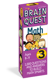Workman Publishing Brain Quest Grade 3 Math - Product Mini Image