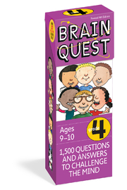 Workman Publishing Brain Quest Grade 4 - Product Mini Image