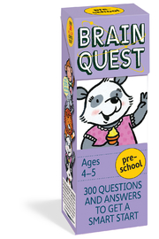 Workman Publishing Brain Quest Preschool - Product Mini Image
