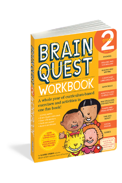 Workman Publishing Brain Quest Workbook Grade 2 - Product List Image