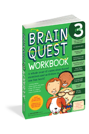 Workman Publishing Brain Quest Workbook Grade 3 - Product Mini Image