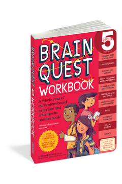 Workman Publishing Brain Quest Workbook Grade 5 - Product List Image