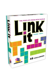 Brainwright Link It Puzzle - Front cropped
