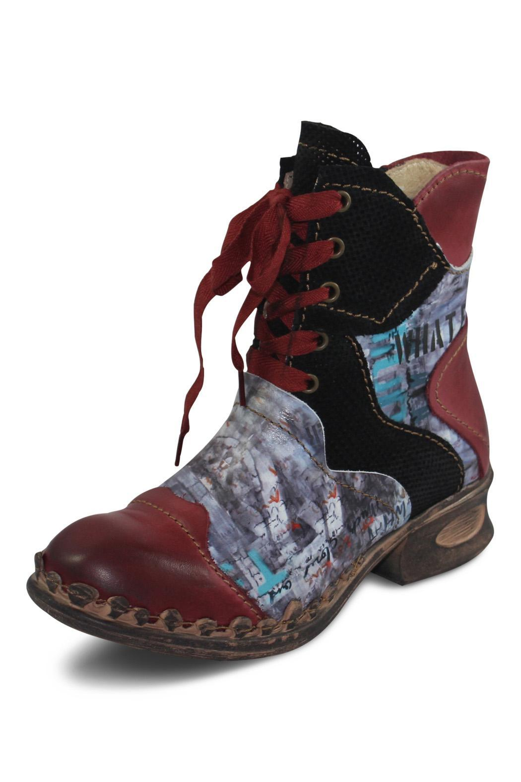 Brako Colorful Mid Boot - Front Full Image