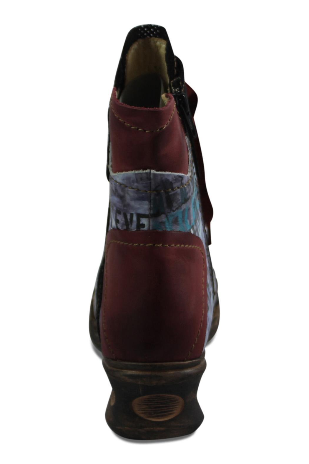 Brako Colorful Mid Boot - Side Cropped Image