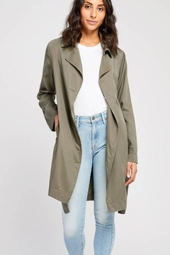 Gentle Fawn Brampton Belted Coat - Product List Image