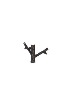 North American Country Home Branch Hook Small - Alternate List Image