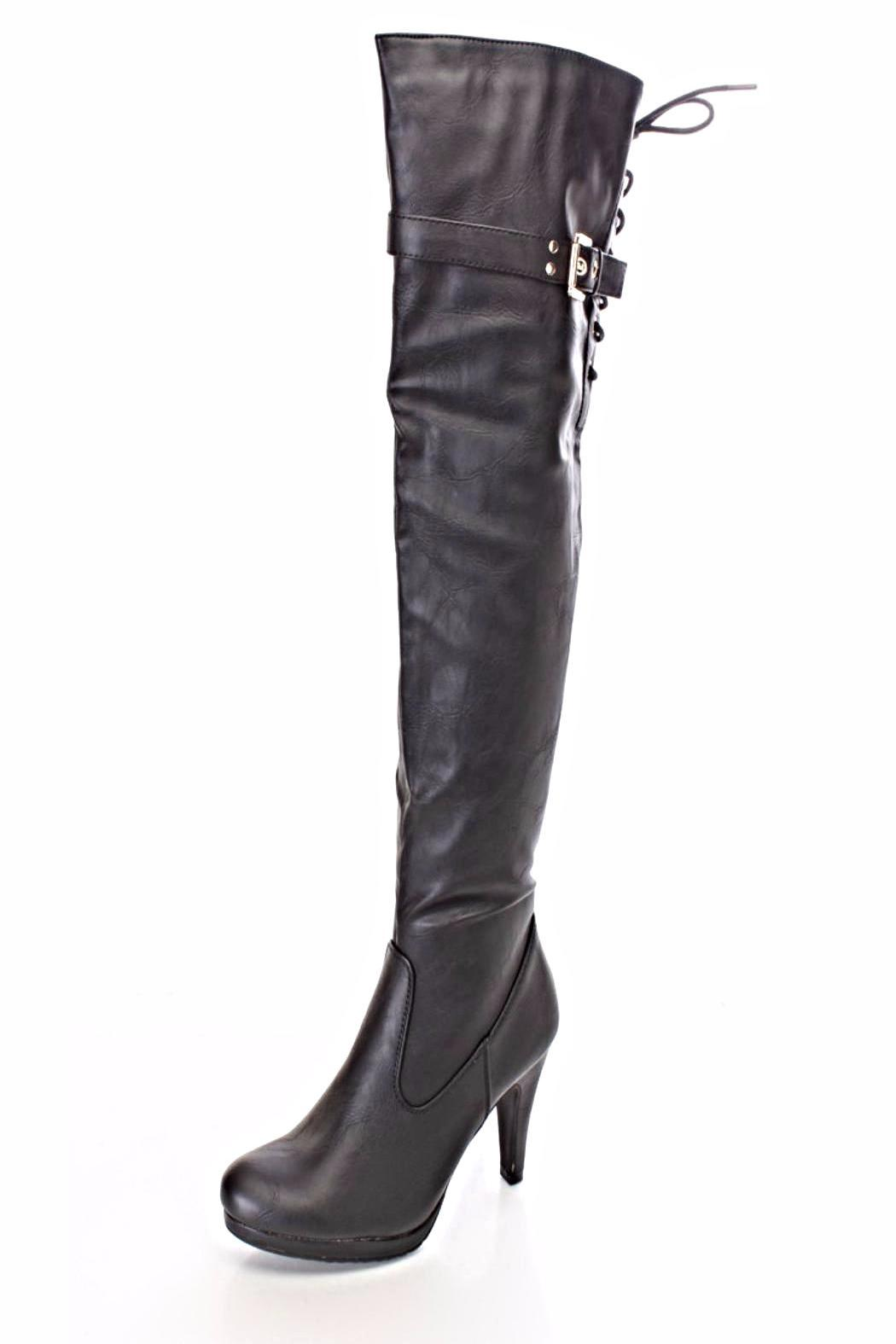 branded thigh high boots from san diego shoptiques