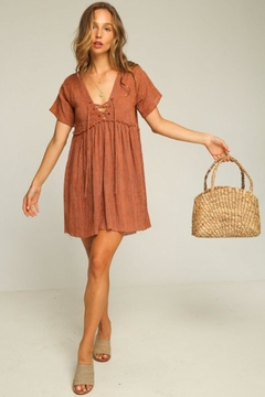 Shoptiques Product: Brandy Mini Dress