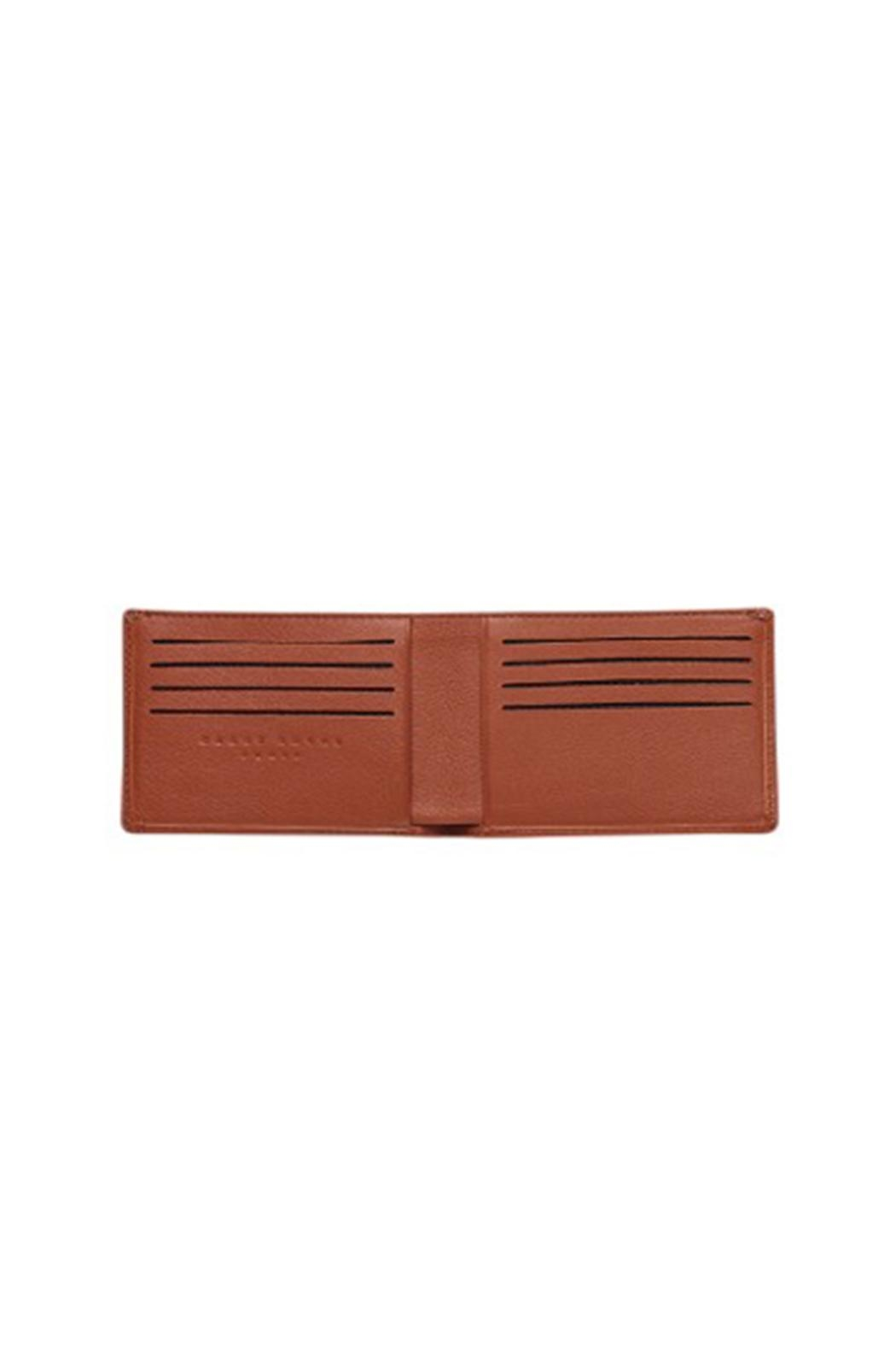 Carré Royal Brandy Wallet - Front Full Image