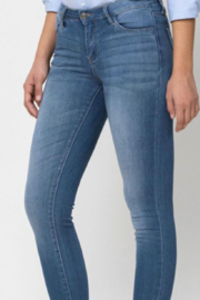 Cello Jeans Brantley mid rise skinny - Product Mini Image