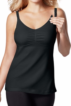 Shoptiques Product: Black Nursing Tank