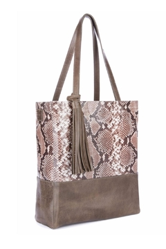 Brave Sirin Leather Tote - Product List Image