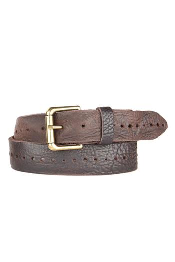 brave leather anda leather belt from san francisco by san