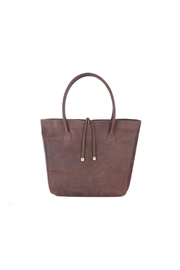 Brave Leather Leather Tote Bag - Product Mini Image