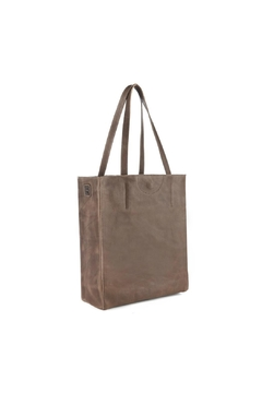 Brave Leather Unisex Eco-Leather Tote - Alternate List Image