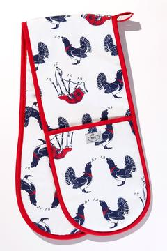 Shoptiques Product: Capercaillie Song Ovenmitts