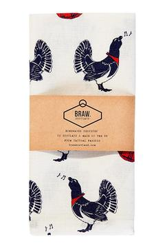 BRAW SCOTLAND Capercaillie Song Teatowel - Alternate List Image