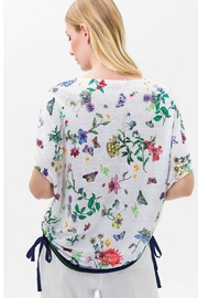 Brax Multi Floral Top - Side cropped