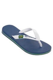 Ipanema Brazil kids flip flops - Front cropped