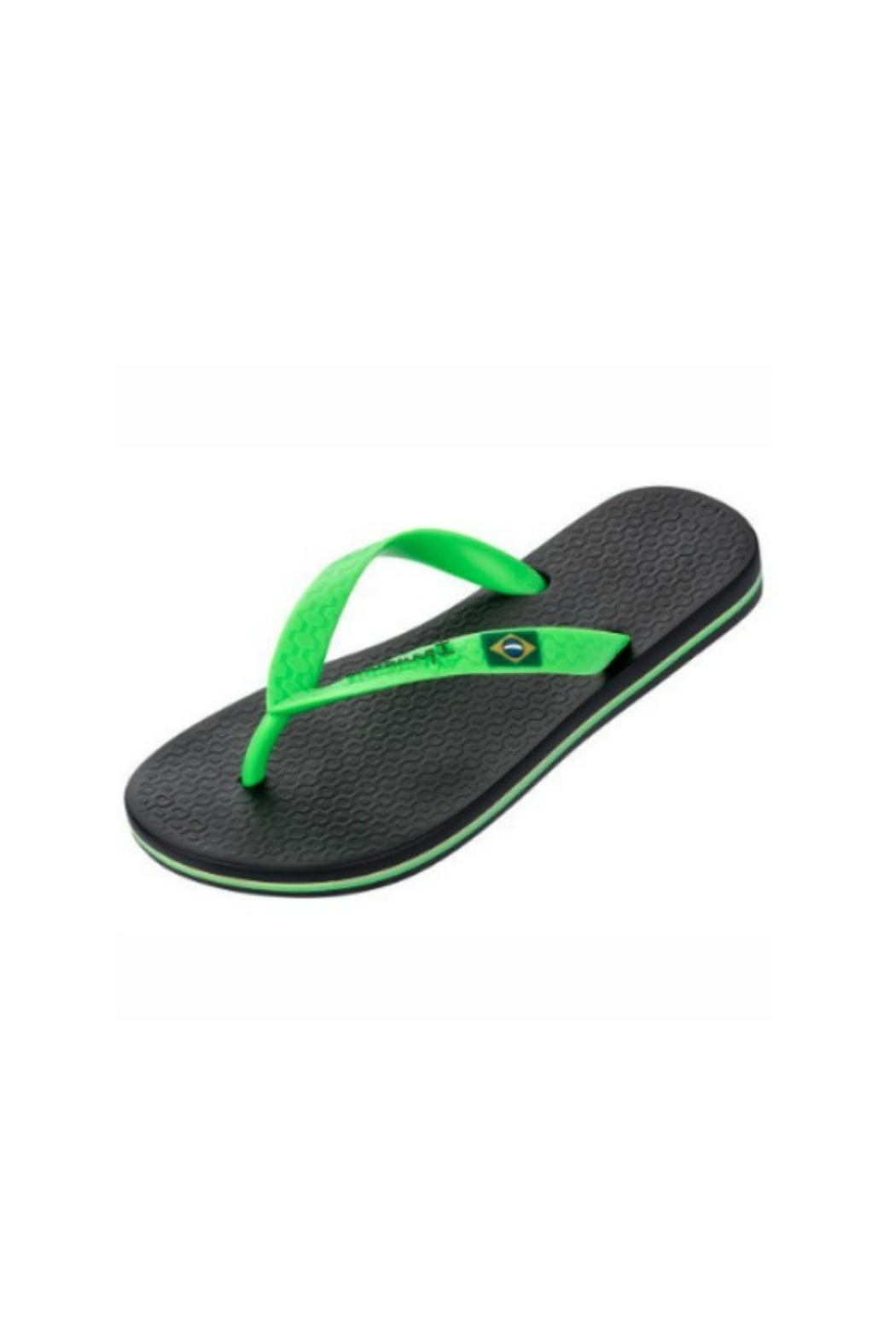 Ipanema Brazil Lime Flip-Flop - Main Image