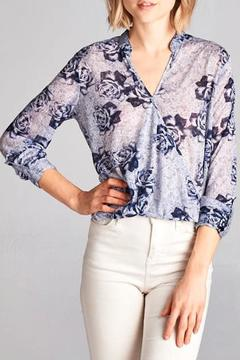 Shoptiques Product: Surplus Floral Blouse