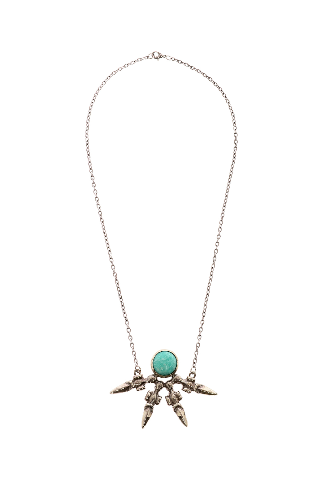Break A Stone Amazonite Unity Necklace - Main Image