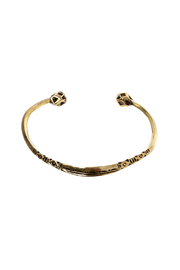 Break A Stone Brass Moroccan Desert Bracelet - Product Mini Image