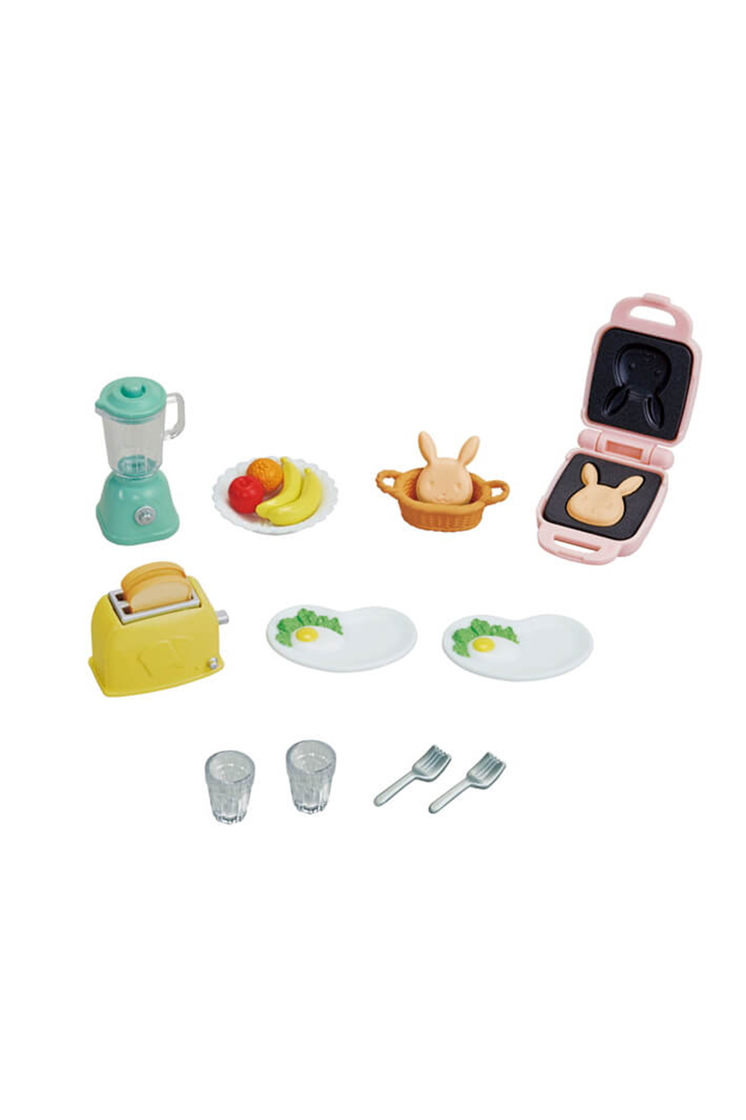 Calico Critters Breakfast Playset - Main Image