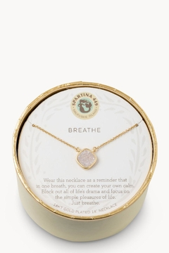 Spartina 449 Breathe Drusy Necklace - Alternate List Image