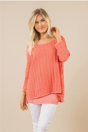 Simply Noelle Breathe Easy Top - Product Mini Image