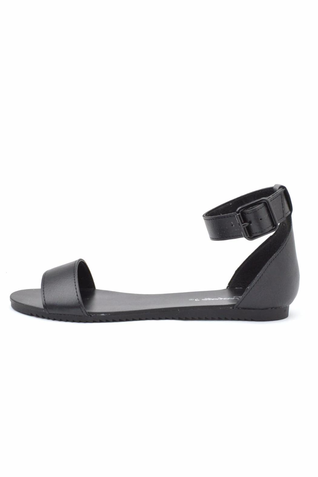 Breckelle's Ankle Cuff Sandal - Main Image