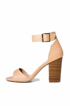 Breckelle's Ankle Strap-Chunky Heel - Product List Image