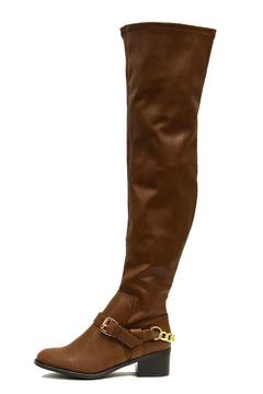 Shoptiques Product: Capital Boot Brown