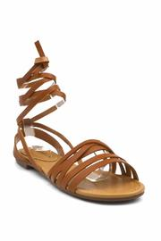 Breckelle's Leg Wrap Sandal - Side cropped