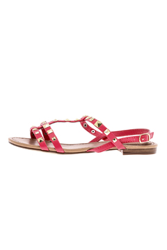 Shoptiques Product: Studded Pink Sandals