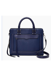 Rebecca Minkoff Bree MD Top Zip Satchel - Product Mini Image