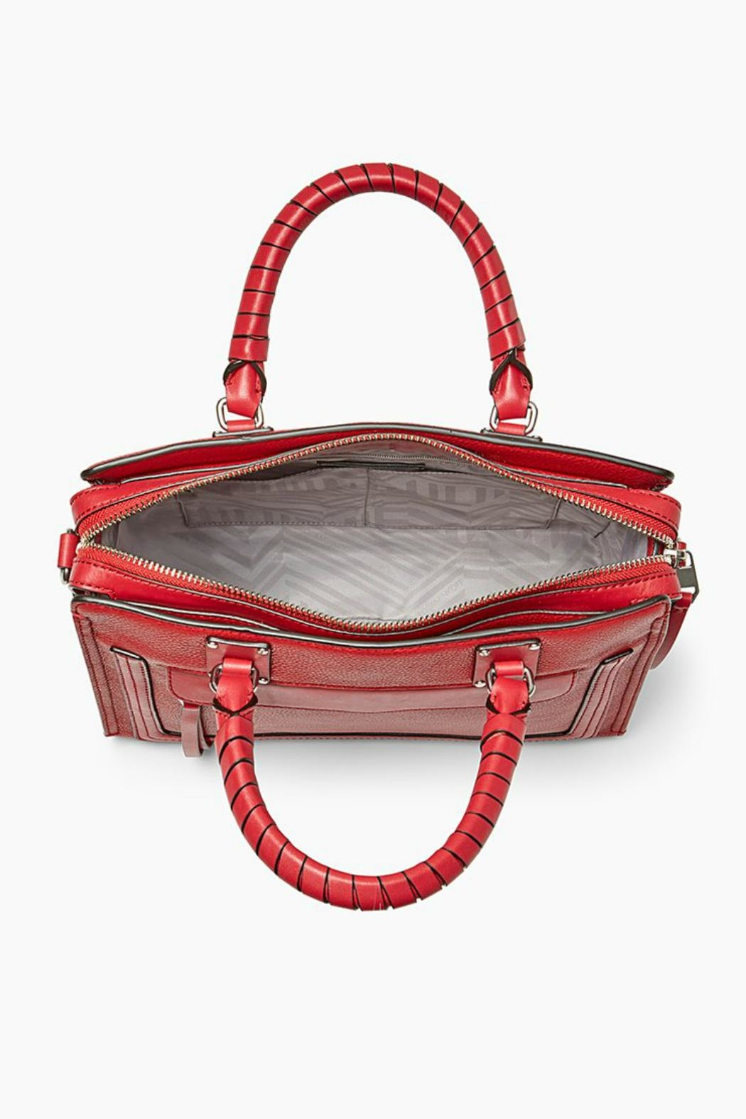 Rebecca Minkoff Bree Zip Satchel - Side Cropped Image