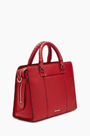 Rebecca Minkoff Bree Zip Satchel - Front full body