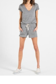 n:PHILANTHROPY Breeze Romper Grey - Front cropped