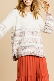 Umgee Breezy Days Sweater - Product Mini Image