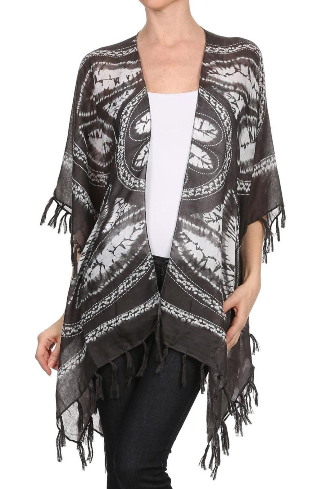 Breezy-Jo Kimono Style Cardigan from Indiana by Uptown Retro Girl ...