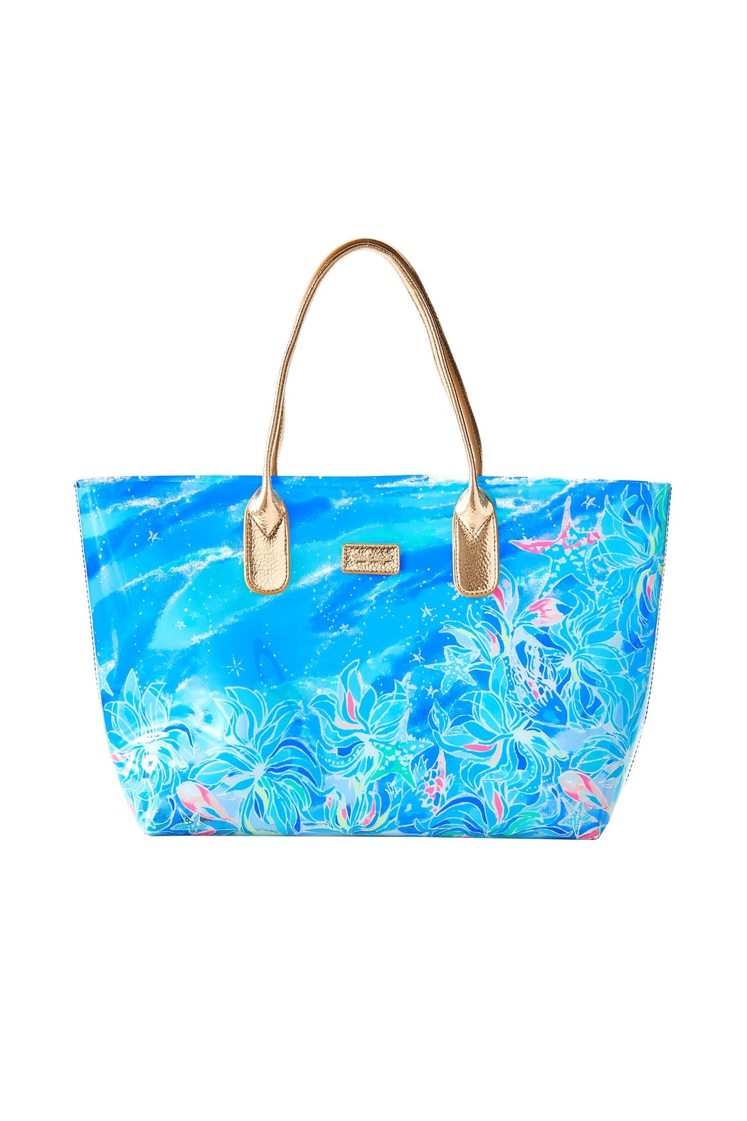 Lilly Pulitzer Breezy Pool Tote - Main Image