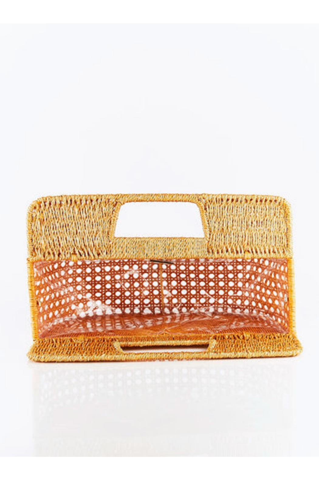 SERPUI Brenda Clutch - Side Cropped Image