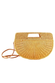 SERPUI Brenda Clutch - Back cropped