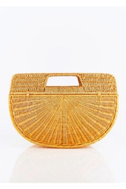 SERPUI Brenda Clutch - Front full body