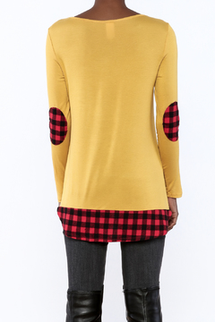 Shoptiques Product: Mustard Tunic