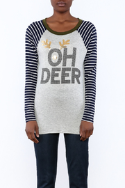 Brenda's Oh Deer Shirt - Side cropped
