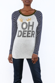 Brenda's Oh Deer Shirt - Product Mini Image
